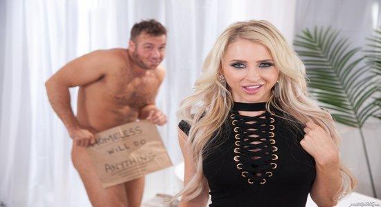Dirty blonde Alix Lynx goes for a massage but fucks her masseur instead № 1241122 без смс
