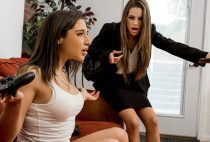 Hot And Mean - Abella Danger & Kimmy Granger - Dirty Little Gamer