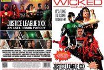 Justice League XXX Porn Parody