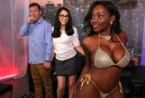 Nickey Huntsman & Osa Lovely, Strip Club Surprise
