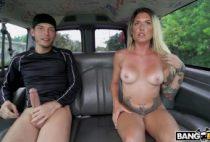 Tattooed Chick Sucks and Fucks