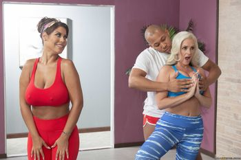 Brazzers – Breathe In, Stretched Out