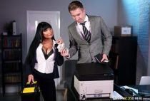 Brazzers - Stuck In The Copier