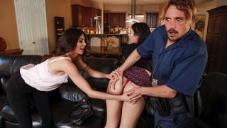 Brazzers – Frisking For A Fucking