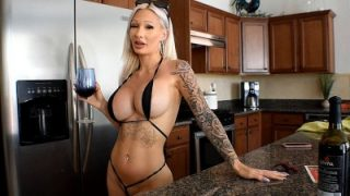 PornMegaLoad – Winter Rae's Bikini Sex Slut Blow & Bang Fantasy