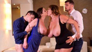 DDFBusty – Busty Group Sex Banger
