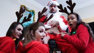 Santa Got Caught