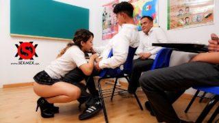 Perverted School Girl